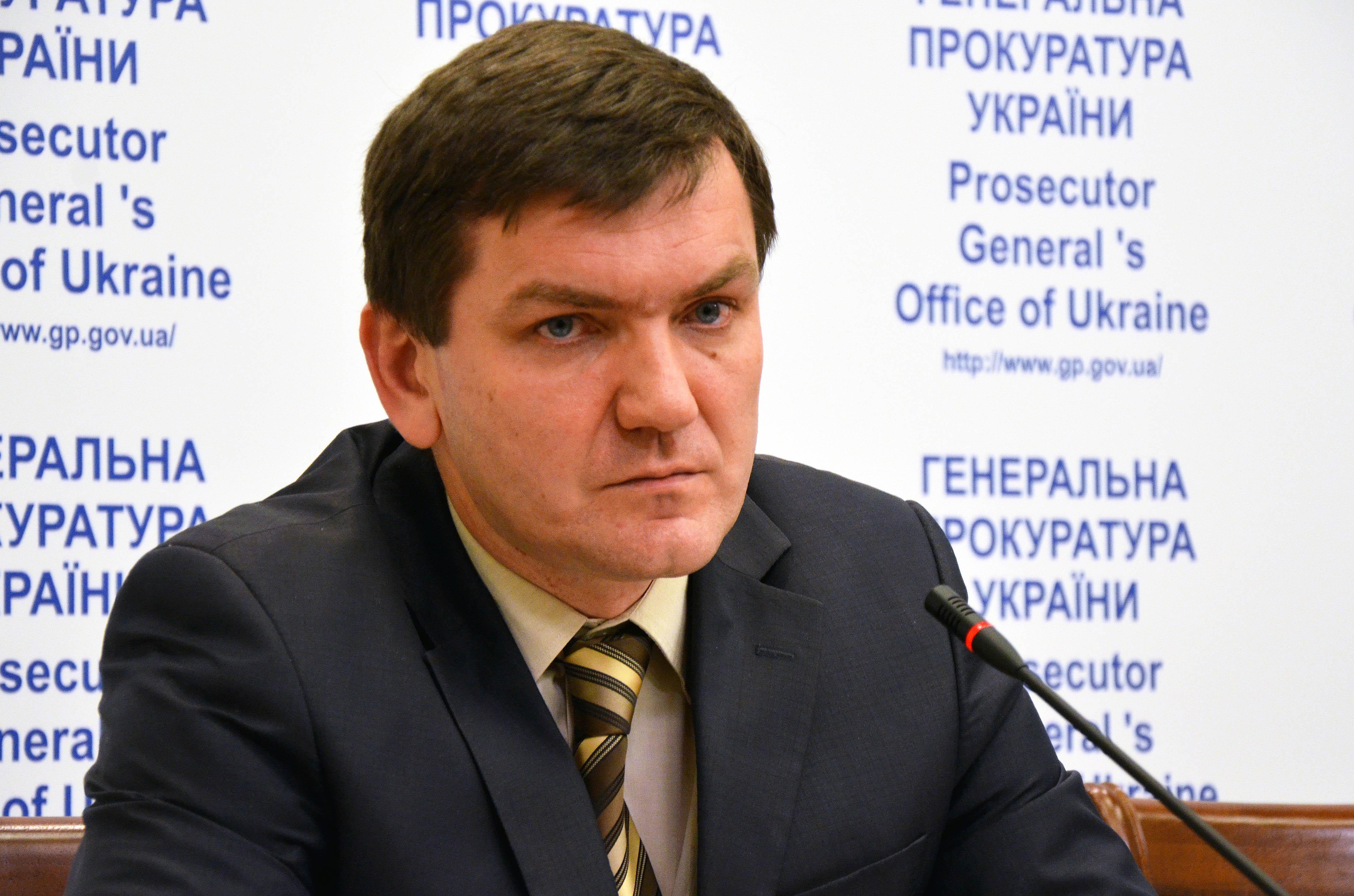 Генеральная прокуратура: Добкин иКернес непроходят поделу оразгоне Евромайдана