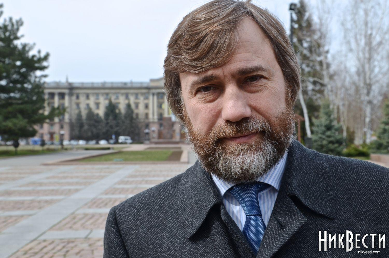 Луценко: Депутат Новинский никогда неуклонялся отследственных действий
