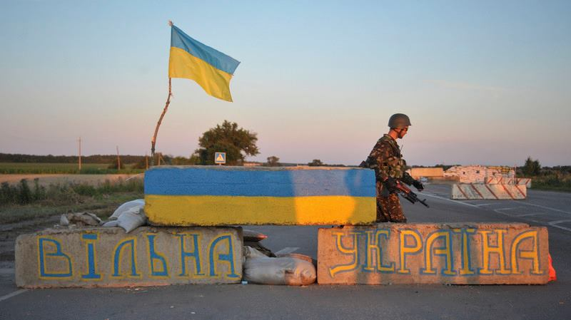 Шесть украинских военных ранены засутки взоне АТО