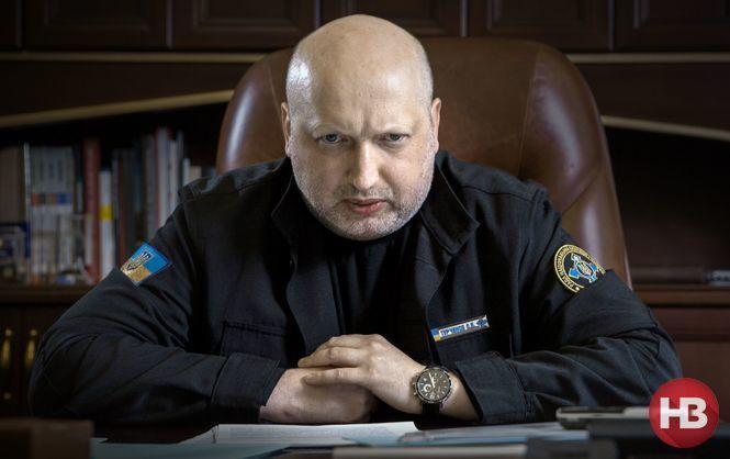 Турчинов сделал новое объявление помобилизации— Обострение наДонбассе