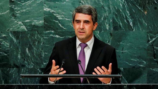 Президент Болгарии: РФ при помощи кибератак пробует расколоть Европу