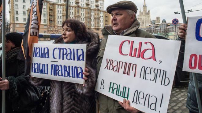 МИДРФ: Москва больше непустит американских дипломатов навыборы в Российской Федерации