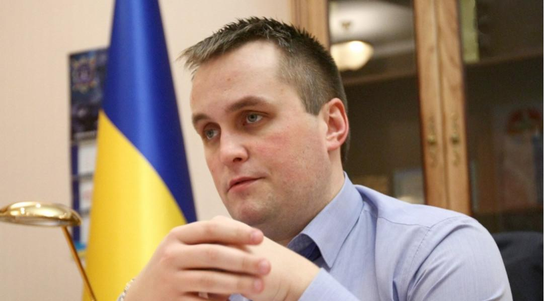 Луценко: НАБУ просит привлечь кответственности Холодницкого