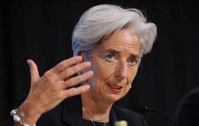 Руководителя МВФ Кристин Лагард будут судить воФранции захалатность