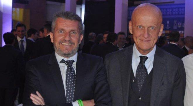 Искоренить договорные матчи. Итальянец Баранка стал вУкраинском государстве футбольным прокурором