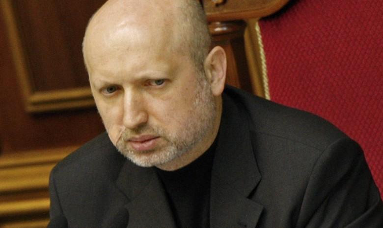 Турчинов считает блокаду Донбассу методом деоккупации