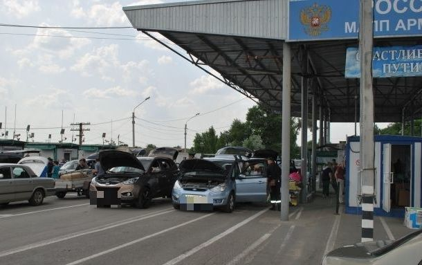 В РФ планируют вести учет украинцев, въезжающих вКрым