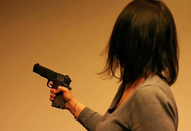 ВИвано-Франковске женщина заступилась замужа, устроив стрельбу