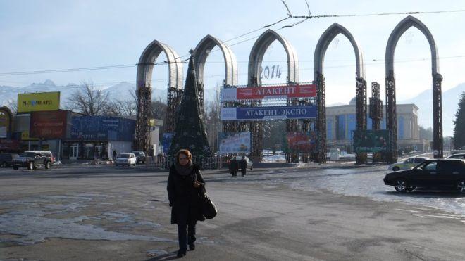 Спецслужбы Казахстана проводят операцию против членов экстремистской группировки