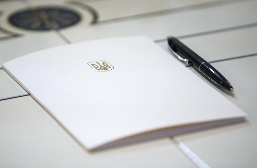 Президент наградил 72 военнослужащих, принимавших участие в военных действиях наДонбассе