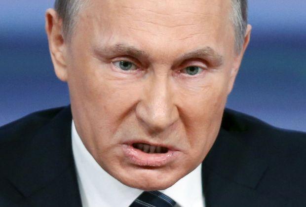 Путин потребовал отУкраины отдать «ДНР» и«ЛНР» всех осужденных сепаратистов