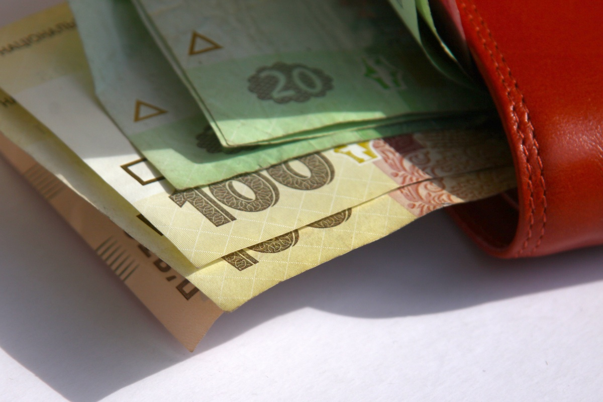 Вгосударстве Украина уменьшилась реальная заработная плата
