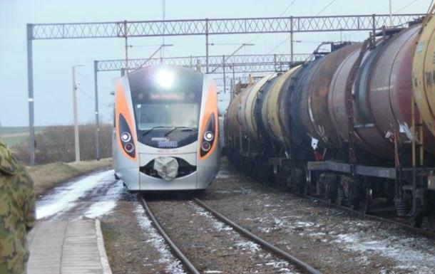 Долго ожидать не довелось: вновом поезде Киев— Перемышль обнаружили первых контрабандистов