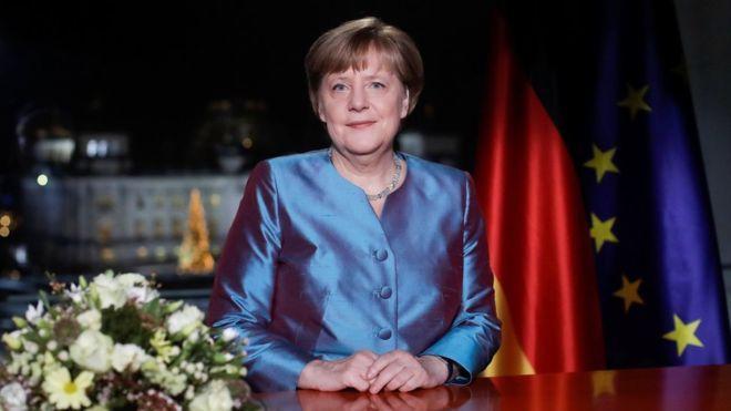 Меркель вновогоднем обращении назвала главную угрозу для Германии