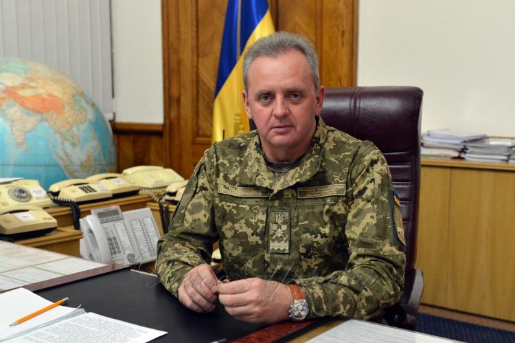 Генштаб Украины подсчитал вероятные потери вслучае 10 дней войны сРоссией