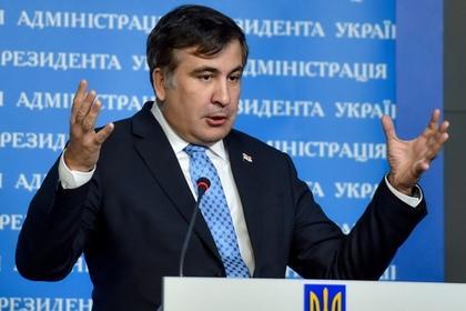 Саакашвили: в«Рух новых сил» вступили уже больше 20 тыс человек