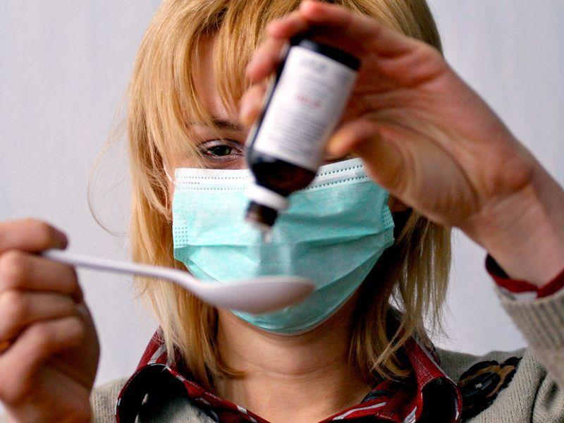 ВУкраине фиксируется максимальная циркуляция гриппа «Гонконг»