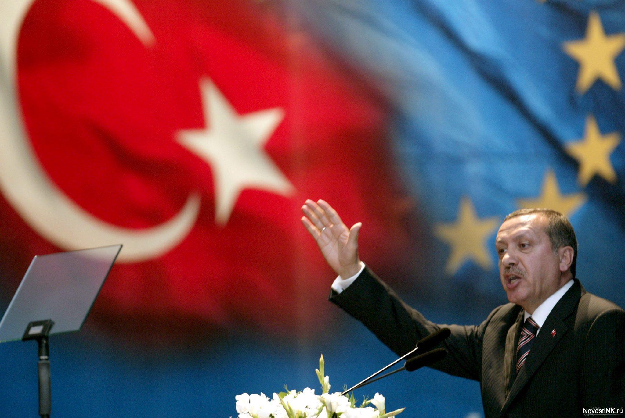 Президент Турции назвал переговоры по Сирии «бессмысленными» из-за российских авиаударов