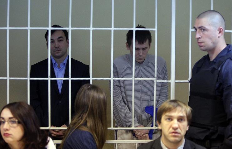 Русские очевидцы неявились насуд ГРУшниками встолицу Украины