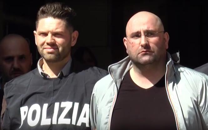 ВИталии арестован главарь мафиозной группировки 'Каморра'