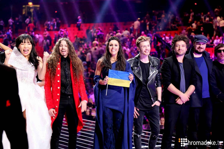 Джамала на «Евровидении 2016″, где смотреть и когда выступление во втором полуфинале (видео): украинская певица догоняет Лазарева