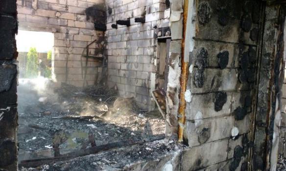 Пожар вдоме престарелых забрал жизни 17 человек— Порошенко поручил разобраться