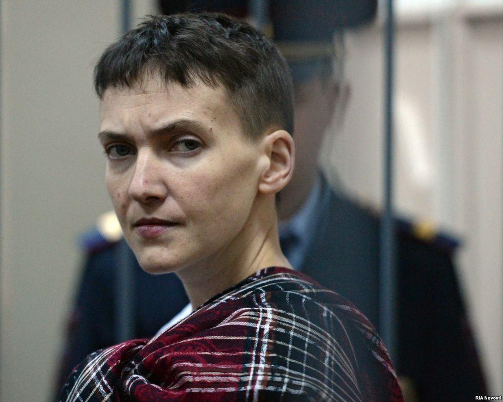 «Чтоб выподавились»: Савченко заплатила России штраф в30 тысяч рублей