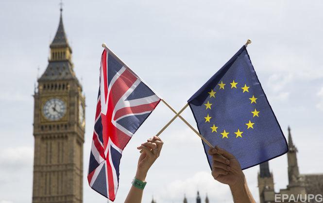 В Англии начался референдум повыходу изЕС