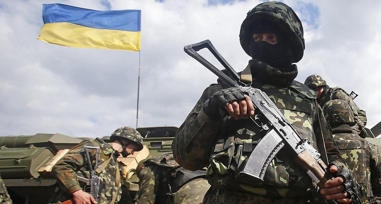 Взоне АТО украинские бойцы взяли вплен 3-х русских диверсантов