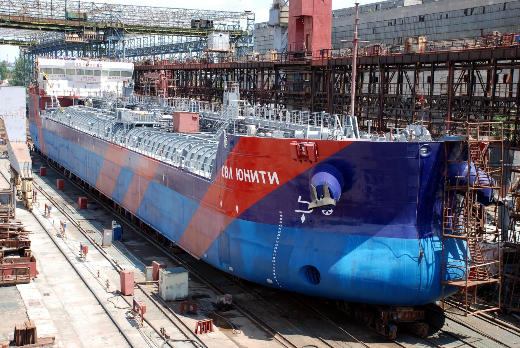 Херсонский судостроительный завод банкрот