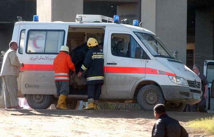 Новый теракт вИраке. Взрыв истрельба раздались севернее Багдада