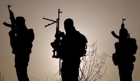 СБУ установила уровни террористической угрозы для областей государства Украины