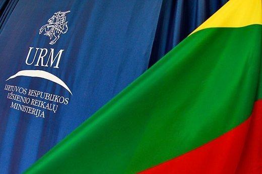 Литва вручила Белоруссии ноту из-за нарушения воздушного пространства