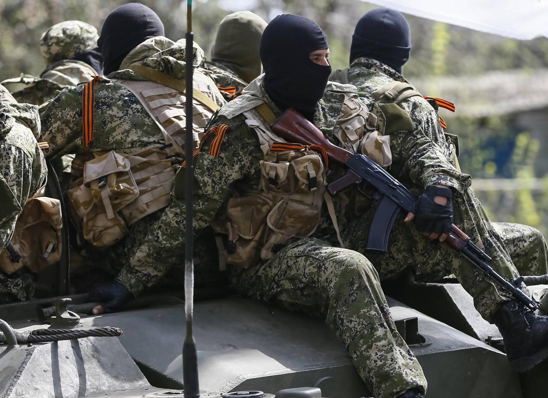 Боевики снизили количество обстрелов попозициям украинских военных вДонбассе