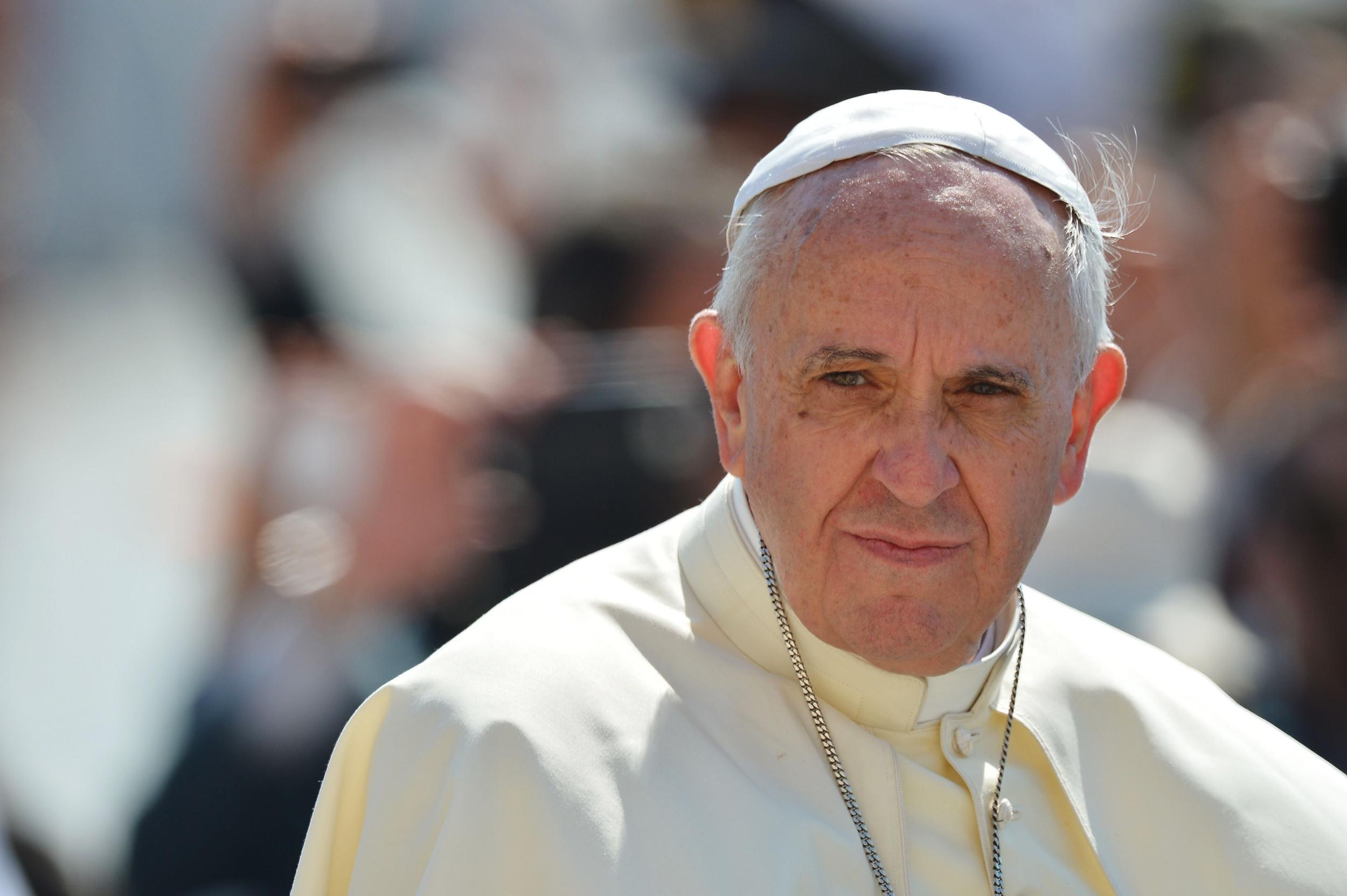 Папа Римский посетил пристанище бывших проституток