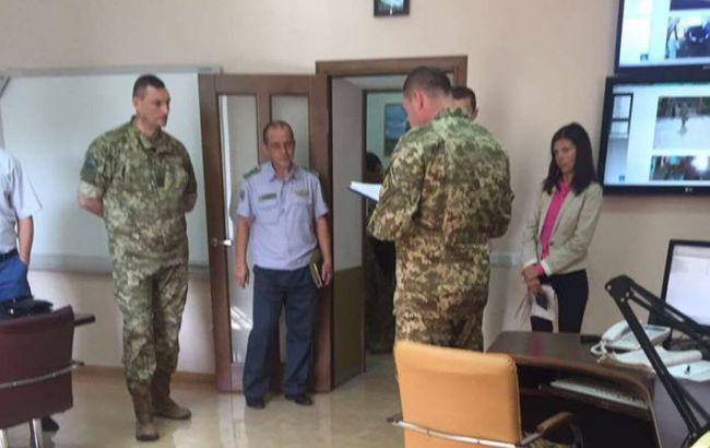 Военная генпрокуратура пришла собысками вГоспогранслужбу