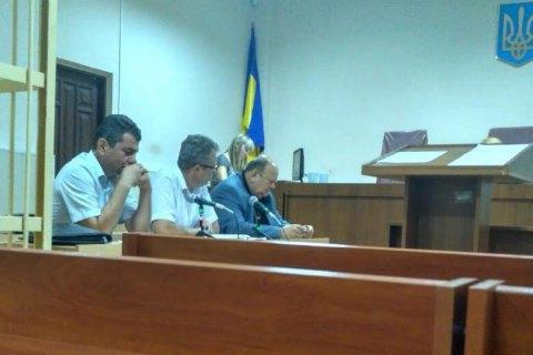 ВДонецкой обл. суд сегодня изберет меру пресечения для главы города Торецка