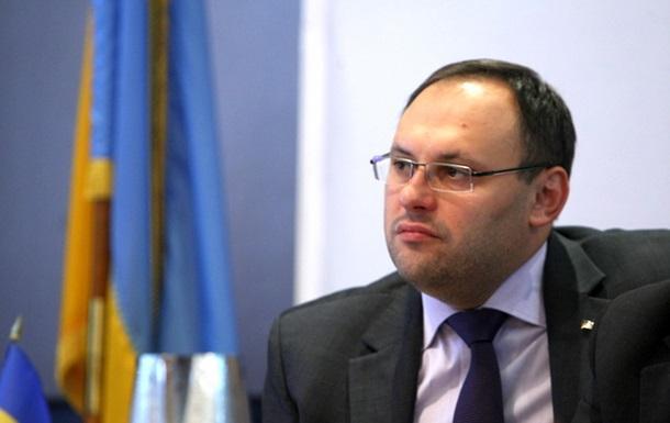 Луценко объявил озадержании Каськива вПанаме