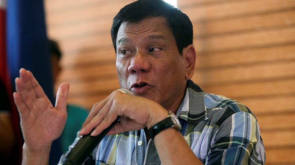 Филиппины могут выйти изООН