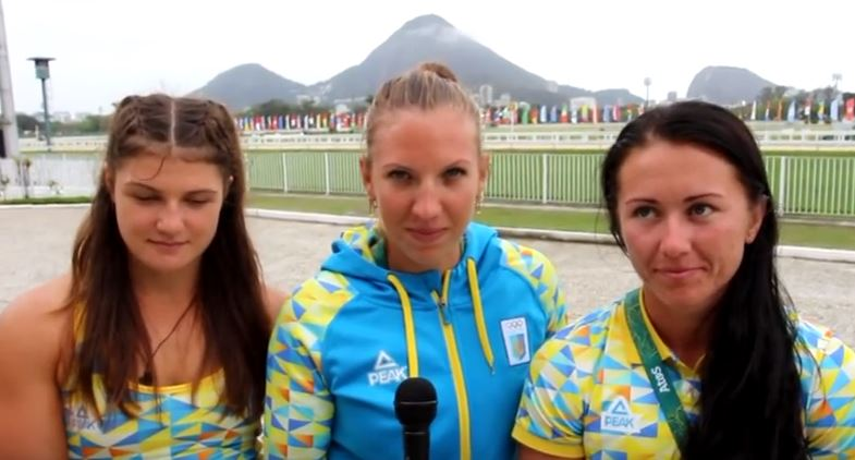 Украинские гребчихи обвинили вшантаже Министерство спорта