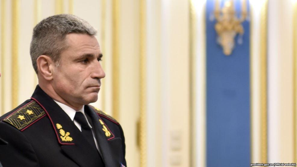 ВКрыму остались две трети украинского флота— Главком ВМС Украины