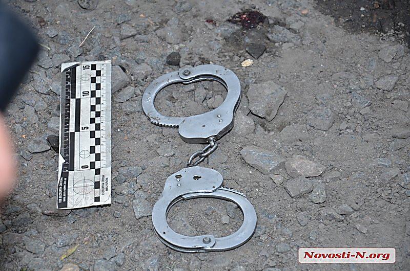 ВНиколаевской области задержали полицейских, которые досмерти избили мужчину