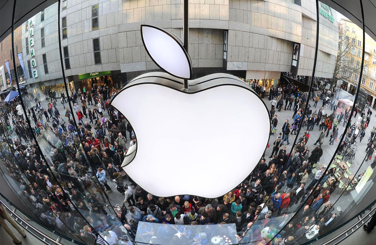 Apple оспорит штраф Еврокомиссии зауклонение отуплаты налогов