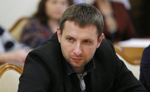 Парасюк объявил овыходе изпартии «УКРОП»