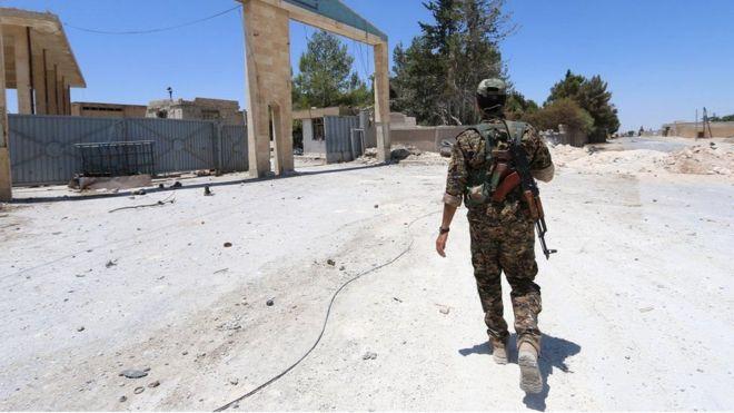 Стратегический город вСирии освободили отбоевиков ИГИЛ
