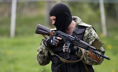 ВМарьинке произошел бой между силами АТО ибоевиками