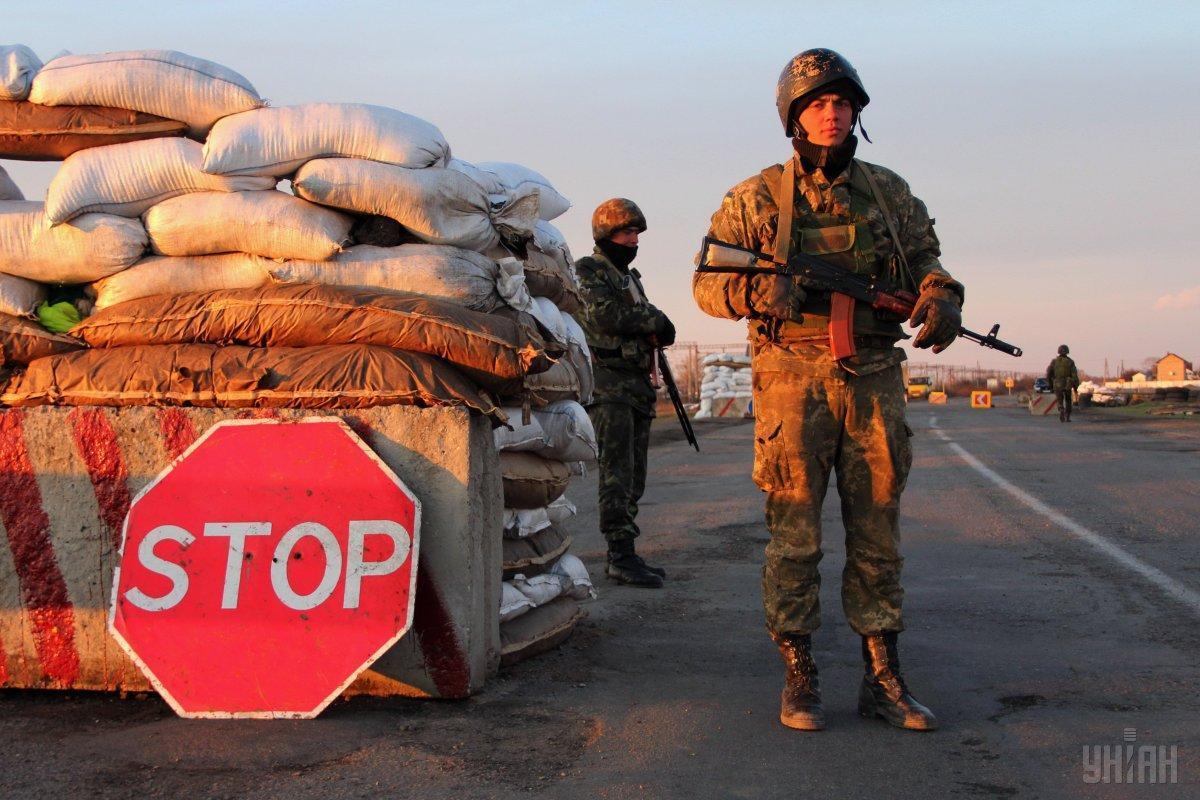 Движение награнице Украины иРФ вКрыму восстановлено
