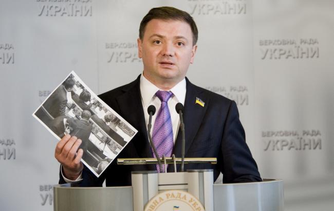 Поделу Ефремова задержали бывшего нардепа