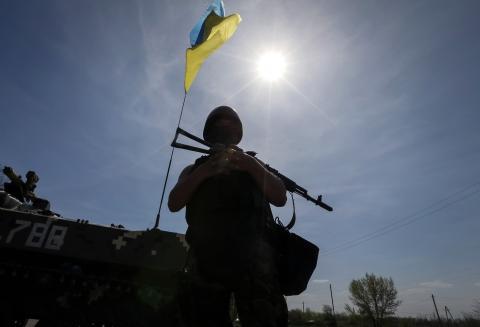 Украинская армия понесла потери наДонбассе— Погибшие ираненые