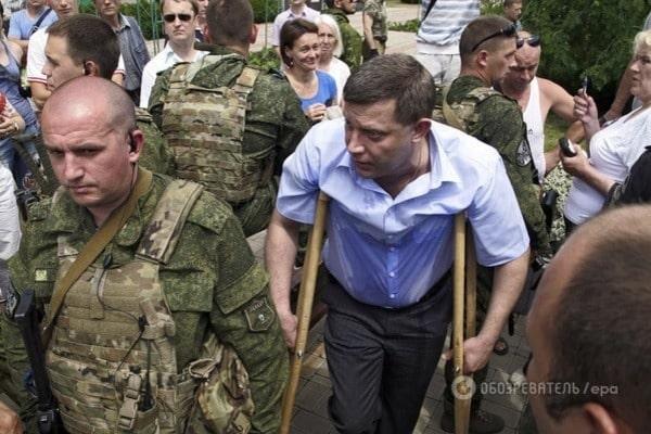ОБСЕ собирается увидеться сглаварем «ДНР» Александром Захарченко